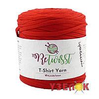 T-Shirt Yarn трикотаж (цвет: красный)