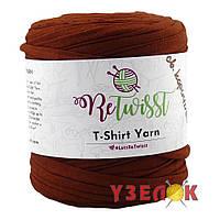 T-Shirt Yarn трикотаж (цвет: светло-коричневый)