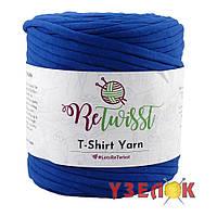 T-Shirt Yarn трикотаж (цвет: синий)
