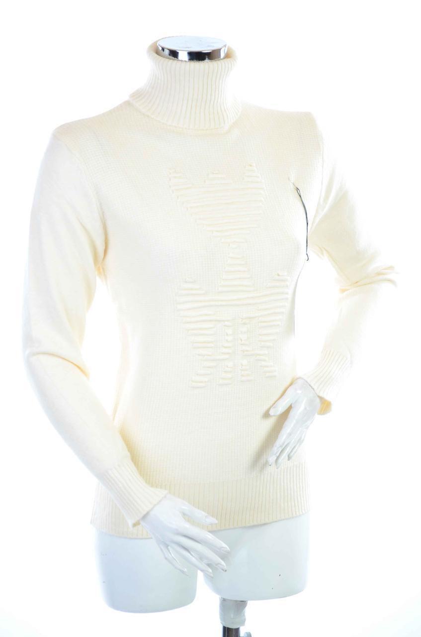 Кофта-гольф женская в расцветках Q1808