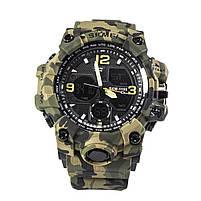 Часы спортивные Skmei 1155B Green Camo, фото 3