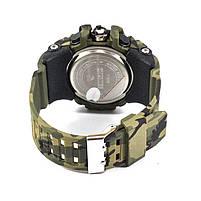 Часы спортивные Skmei 1155B Green Camo, фото 4