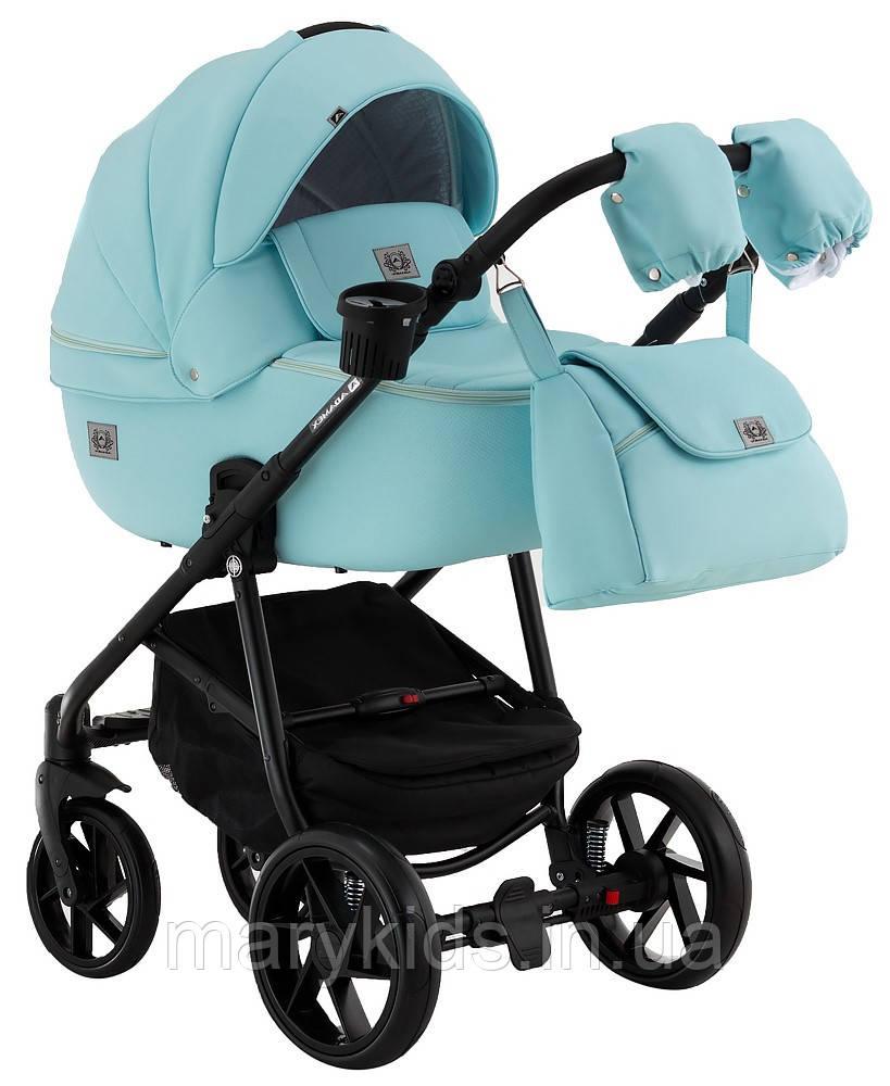 Детская универсальная коляска 2 в 1 Adamex Hybryd Plus BR335
