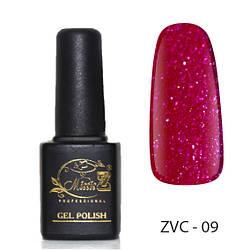 Гель-лак «Хамелеон» ZVC-(07-12)