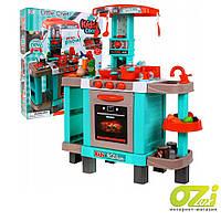Большая интерактивная кухня Kids Chef с аксессуарами 008-938А 87 см