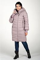 Женская зимняя куртка (розовый)