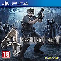 Resident Evil 4 ENG PS4