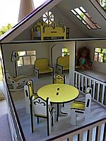 """Кукольный домик для Барби LOL """"Коттедж"""""""