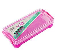 Контейнер пластиковый YRE R582 для хранения маникюрных инструментов и аксессуаров, косметики