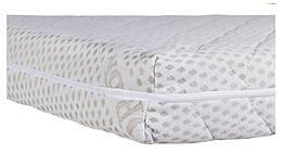Матрац Солодких Снів Organic Cotton Comfort Elite - 10 див. (кокос, поліуретан, кокос) білий