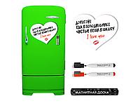 """Магнитная доска на холодильник для маркера """"Любовь"""""""