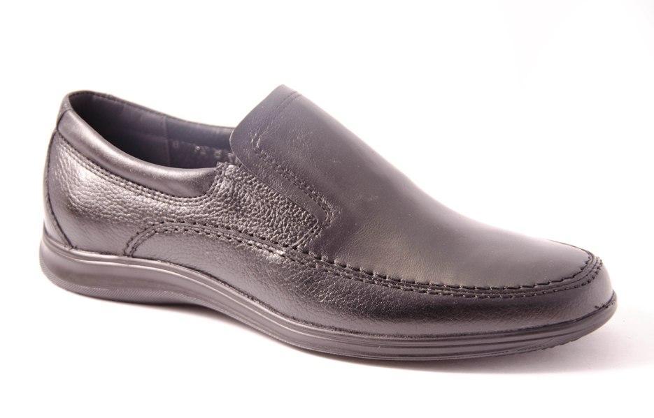 Туфли мужские черные Romani 5711805 р.40-45