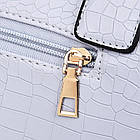 Набор женских сумок Mei&Ge 6 предметов чёрного цвета 01183, фото 7