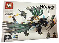 Конструктор типа Лего(Lego) Конструктор SY554 NJ (набор) Senco Ninja