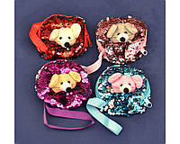 Мягкая игрушка Мышка детский кошелек №H-51