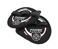 SALE - Накладки на ладони Power System Gripper Pads PS-4035 XL Black, фото 1