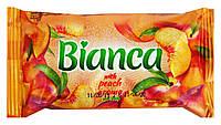 Детское туалетное мыло Bianca с ароматом Персика - 140 г.