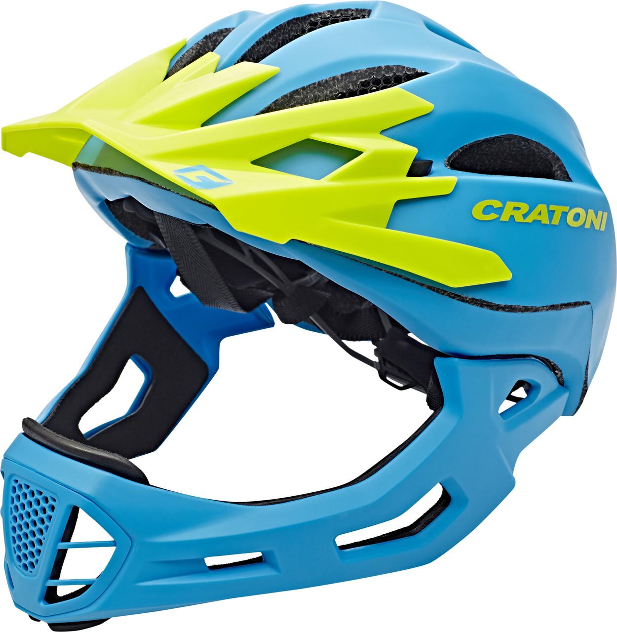 Велошлем Cratoni C-Maniac Fullface