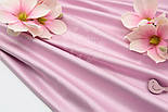 Лоскут сатина цвет розово-лиловый №1532, размер 32*120 см, фото 3