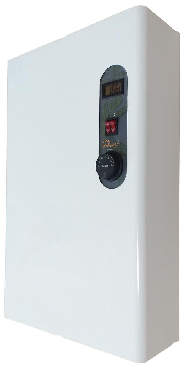 Электрокотел Warmly Classik Power 24 кВт 380в. Модульный контактор (т.х)