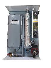 Электрокотел Warmly PRO 6 кВт 220в/380в. Модульный контактор (т.х), фото 2