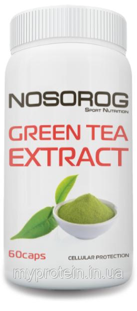 NOSOROGЗеленый чайGreen Tea Extract60 caps
