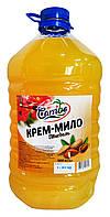 Жидкое крем-мыло Carribo Миндаль - 5 л.