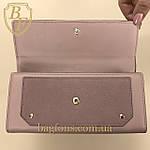 Кошелёк женский из искусственной кожи Tailian ( T5663-001) разные расцветки пудра(светлая), фото 5