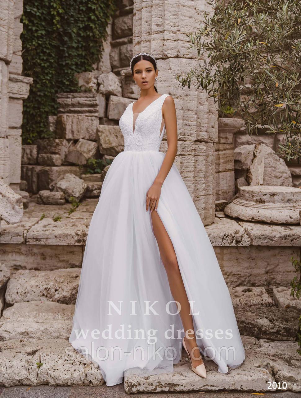 Свадебное платье № 2010