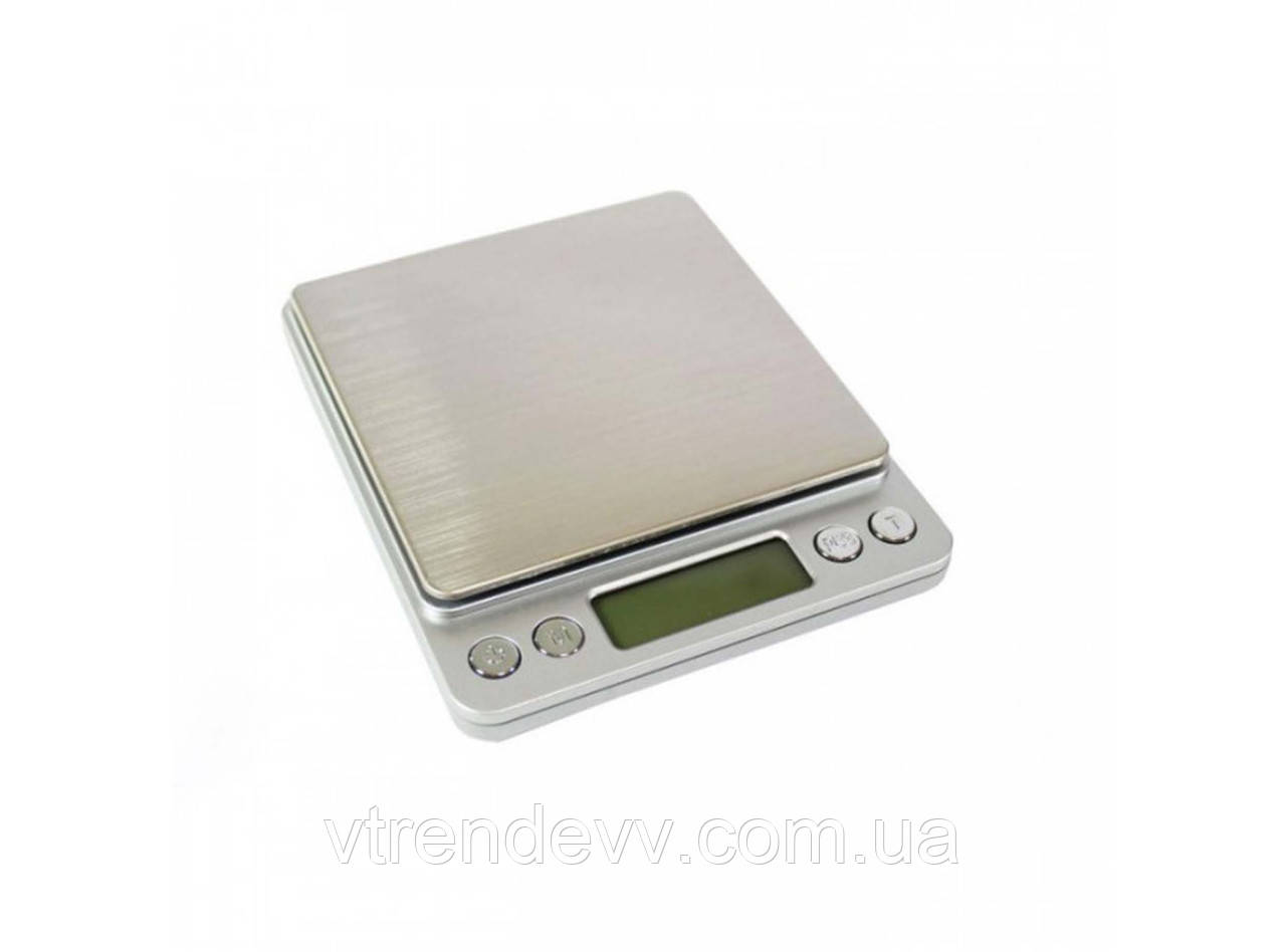 Весы ювелирные до 500 грамм