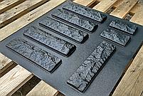 "Форма для декоративного камня и плитки ""Рваный кирпич"", 21 шт. в комплекте, фото 4"