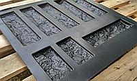 "Форма для декоративного камня и плитки ""Рваный кирпич"", 21 шт. в комплекте, фото 6"