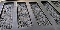 "Форма для декоративного камня и плитки ""Рваный кирпич"", 21 шт. в комплекте, фото 7"