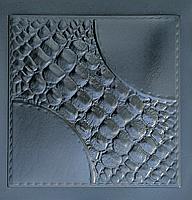 """Формы для 3d панелей """"Аллигатор"""" 40*40 (форма для 3д панелей из абс пластика), фото 2"""