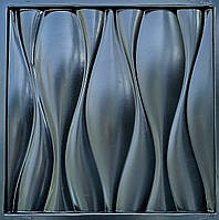 """Формы для 3d панелей """"Бутоны"""" 50*50 (форма для 3д панелей из абс пластика), фото 4"""