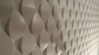 """Пластикова форма для виготовлення 3d панелей """"Ілюзія"""" 50*50 (форма для 3д панелей з абс пластику), фото 8"""