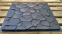 """Пластикова форма для виготовлення 3d панелей """"Кора"""" 50*50 (форма для 3д панелей з абс пластику), фото 4"""