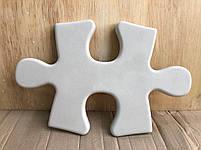 """Пластикова форма для виготовлення 3d панелей """"Пазл"""" 50*30 (форма для 3д панелей з абс пластику), фото 2"""