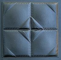 "Формы для 3d панелей ""Подушка"" 40*40 (форма для 3д панелей из абс пластика), фото 2"