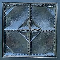 "Формы для 3d панелей ""Подушка"" 40*40 (форма для 3д панелей из абс пластика), фото 5"