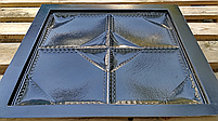"Формы для 3d панелей ""Подушка"" 40*40 (форма для 3д панелей из абс пластика), фото 6"