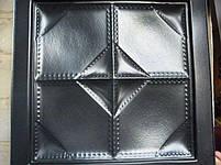 "Формы для 3d панелей ""Подушка"" 40*40 (форма для 3д панелей из абс пластика), фото 8"