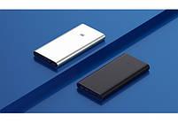 Внешний аккумулятор Power bank Xiaomi Mi 3 10000 mAh Black, фото 5