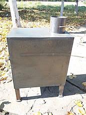 """Буржуйка """"Трёшка"""", неокрашенная, сталь 3мм (дровяная печь), фото 3"""