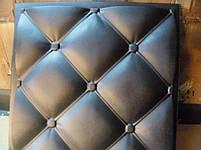 """Пластикова форма для виготовлення 3d панелей """"Ретро"""" 50*50 (форма для 3д панелей з абс пластику), фото 9"""