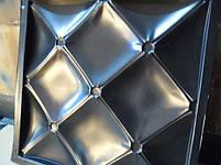 """Пластикова форма для виготовлення 3d панелей """"Ретро"""" 50*50 (форма для 3д панелей з абс пластику), фото 10"""