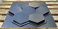 """Формы для 3d панелей """"Сота"""" 50*53 (форма для 3д панелей из абс пластика), фото 4"""