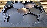 """Формы для 3d панелей """"Сота"""" 50*53 (форма для 3д панелей из абс пластика), фото 8"""