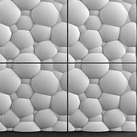 "Формы для 3d панелей ""Сфера"" 50*50 (форма для 3д панелей из абс пластика), фото 4"