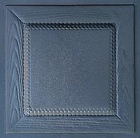 "Формы для 3d панелей ""Филенка"" 40*40 (форма для 3д панелей из абс пластика), фото 2"
